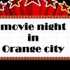 Киновечер в Оранжевом городе