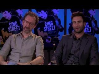 SING STREET - Adam Levine 'Go Now' Featurette