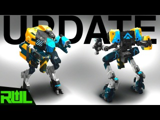 HALO 5 | HANNIBAL MANTIS, GHOSTS OF MERIDIAN UPDATE (Halo 5 Guardians Xbox One)