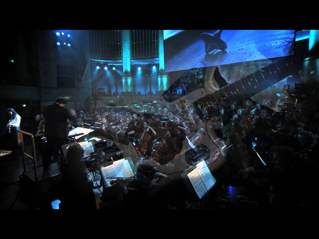 Hans Zimmer's INCEPTION in concert at Hollywood in Vienna 2012