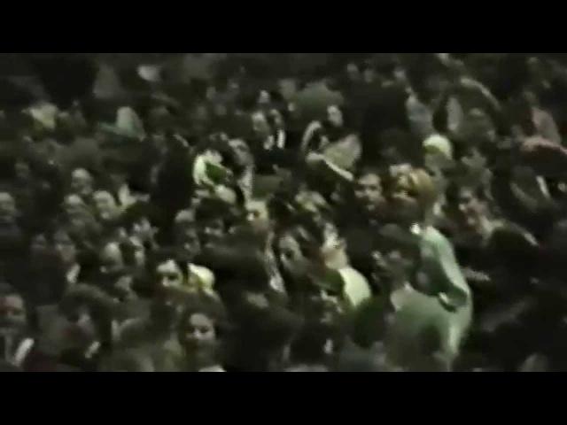 Аквариум Billy Bragg Москва Измайлово 27 ноября 1987