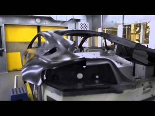 Как построить суперкар Aston Martin