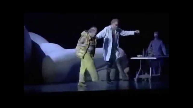 'LE GRAND MACABRE' by LIGETI Complete La Fura dels Baus en libretto SUBTITULOS EN ESPAÑOL
