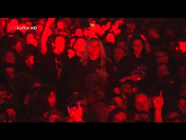 In Flames Where The Dead Ships Dwell Live @ Wacken Open Air 2012 HD