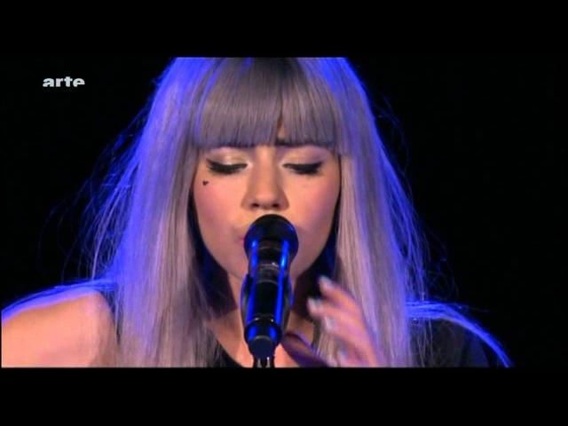 HD Marina and the Diamonds I Am Not A Robot Michalsky Fashion Show 20 01 2012