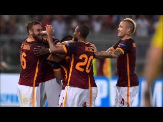 Roma-Barcellona 1-1, radiosintesi | ROMA RADIO