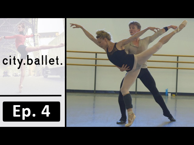 Sara Mearns New Beginnings | Ep. 4 | city.ballet