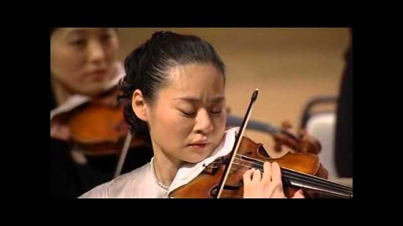 Midori Prokofiev Violin Concerto No 1 with Mariss Jansons BRSO