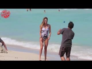 Adriana Lima  More Models STUN In HMs Summer Campaign
