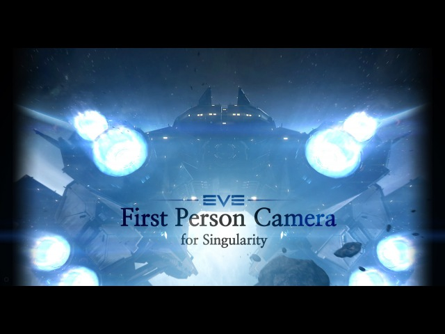 EVEOnline First Person camera