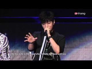 150728 Arirang TV's Showbiz Korea - Infinite