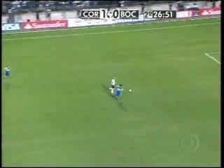Corinthians 2 x 0 Boca Jr segundo gol do Sheik Corinthians Campeo da Libertadores 2012