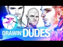 MEDCAST 13 - Drawin' Male Faces