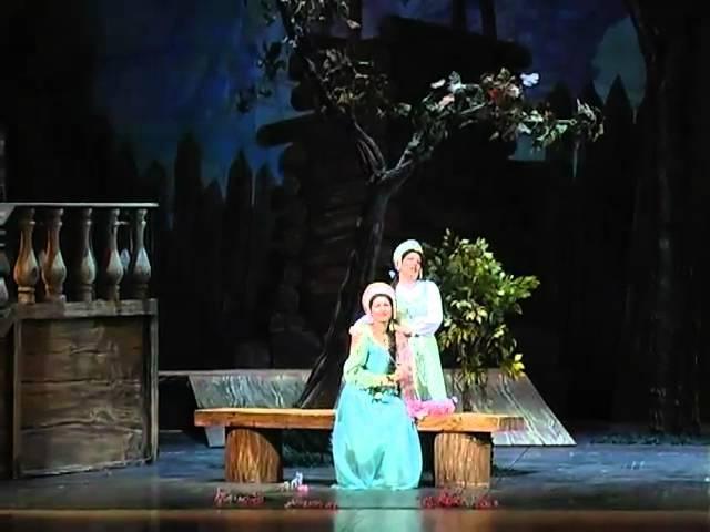 Tatiana Bogacheva-Mazurenko,Marfa's aria fromThe Tsar's Bride(N.A. Rimsky-Korsakov)1act 2009year