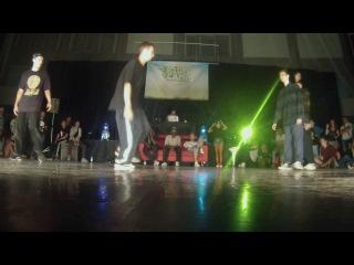 Hip Hop Forrest 2 vs 2 final Fred&Spirit vs Look&Squaker