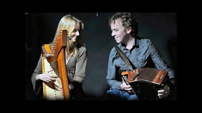 Flo Blancke,Dermot Byrne,Bourrasque,Harp, accordion,Horo Gheallaidh,accordion,BBC Alba