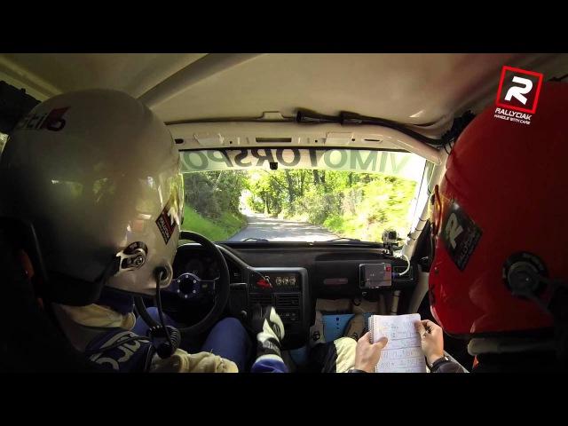 14° Rally Benacus 2016 Onboard De Barba Piceno HD