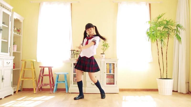竹下美羽 I WANT ちゅっ! 踊ってみた ch2621684 so29237609