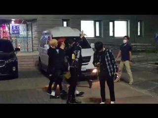 "Фанкам 160430 После GOT7 1st CONCERT ""FLY IN SEOUL"" (день 2)"