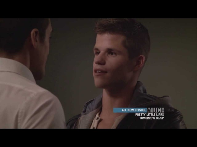Teen Wolf 3x09 - Danny Ethan scene