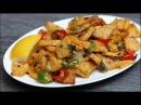 Batatas harras (Lebanese spiced potatoes)