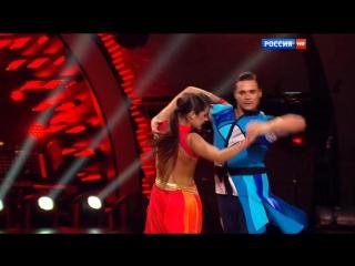 Василий  Деловов (клуб Ритм), участник телешоу Танцы со звёздами