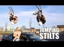 JUMPING STILTS Shockin' Bockers Бокеры Джамперы