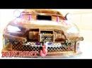 RC DRIFT CAR POST APOCALYPTIC CAR Lexan Body Modified PART 1 2