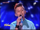 John Legend All of Me Vezi cum a cântat Teodor Danci la Next Star
