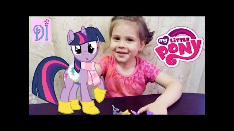 Пинки Пай Киндер Сюрприз Распаковка Pinkie Pie Kinder Surprise Unboxing