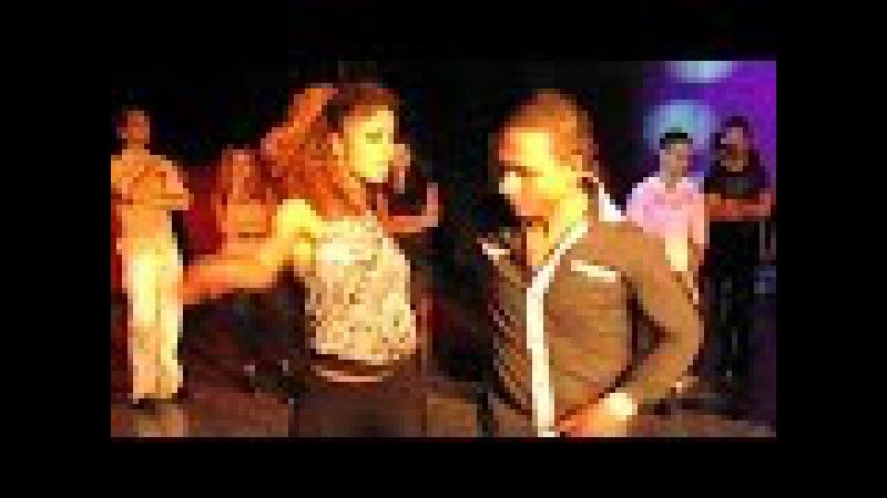 Junín Salsa Congress 2012 ~ Baile Social Viernes ~ La Alemana II