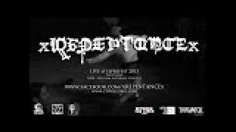 XREPENTANCEx Live @ Ieperfest 2015 (HD)