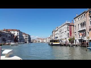 Венеция. Гранд канал.