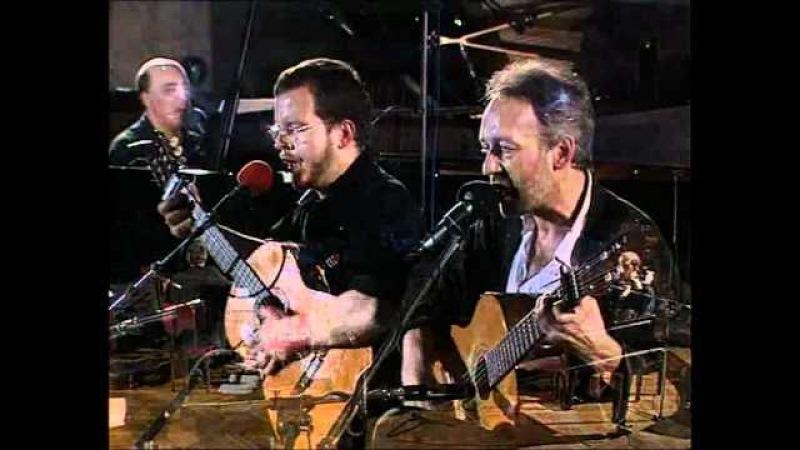 Kantyczka z lotu ptaka Live 1992 Gintrowski Kaczmarski Łapiński
