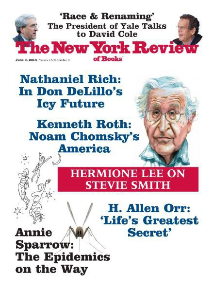 The New York Review of Books - 9 June 2016