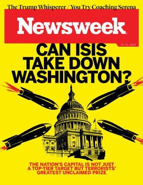 Newsweek - 1 July 2016