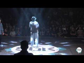 SDK ASIA 2016 Finals - Locking 1on1 - Ichi Vs Carter |