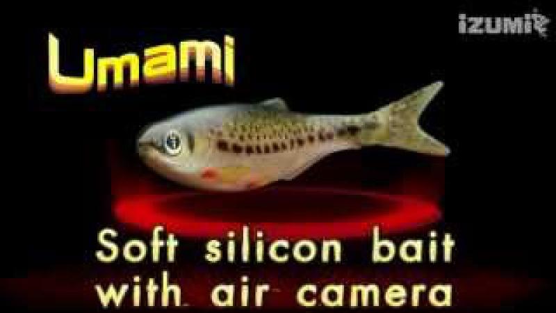 Umami - floating softbait.
