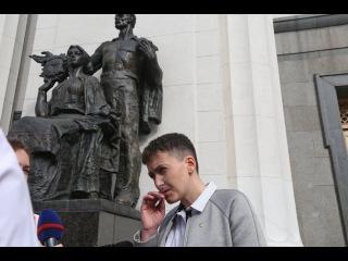 "Надежда Савченко: украинский ""Титаник"" спасут ""бандюки 90-х"""
