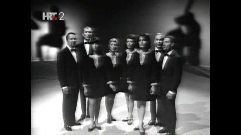 Les Swingle Singers Bourrée Extr De La Suite Anglaise N° 2
