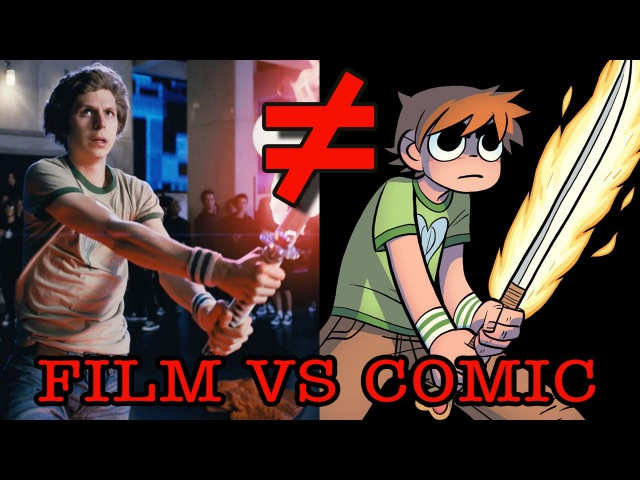 Scott Pilgrim - What's The Difference
