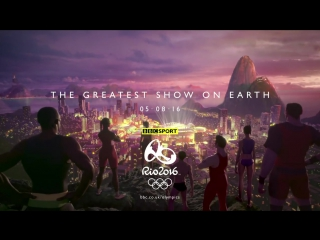 Rio 2016 olympic gamestrailer bbc sport