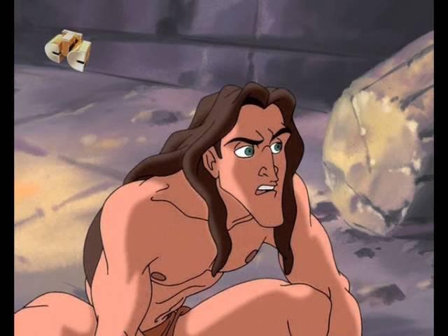 Легенда о Тарзане 4 Серия Затерянный город Апар