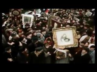"""Кровавое воскресенье 9 января 1905 ( из советского фильма """"Жизнь Клима Самгина"""" 1986 год )"""