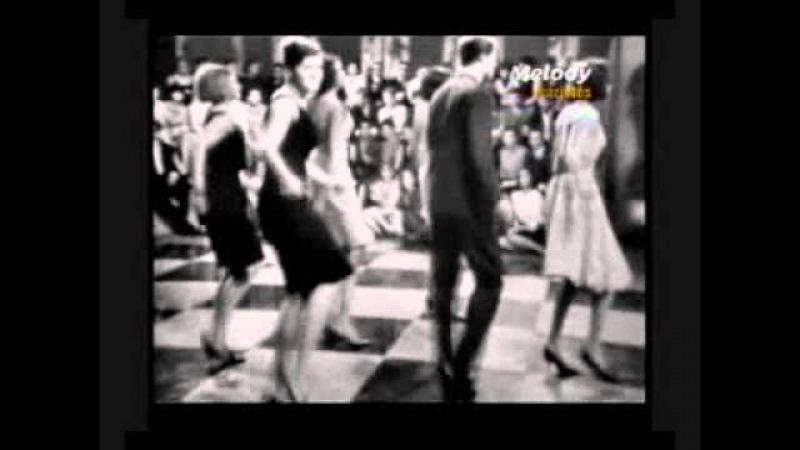 Dancing at 1963 Hully Gully or Madison
