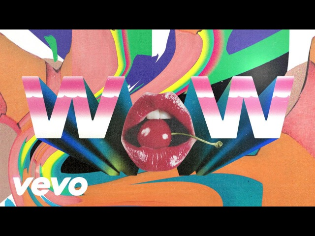 Beck - Wow (Lyric Video)