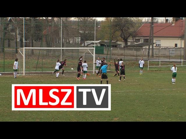 Kóka FNLA ETO FC Győr 2 2 JET SOL Liga 12 forduló MLSZ TV