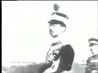 Парад NSDAP 1938 года в Нюрнберге на Адольф Гитлер платц под песню группы Rammstein