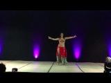 Danaya bellydancer.Gala show Isadora cup