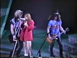 Guns N' Roses -   Madison Square Garden, New York, NY, USA